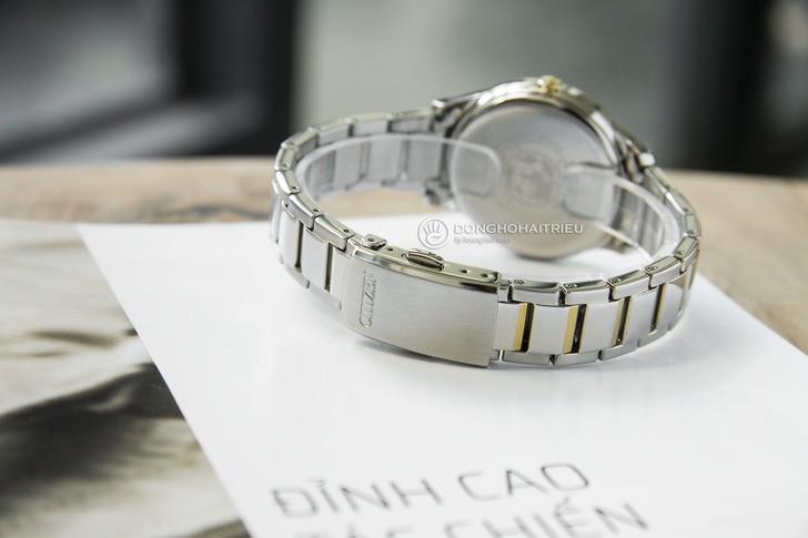 Đồng hồ Citizen EM0414-57A năng lượng ánh sáng độc quyền - Ảnh 5