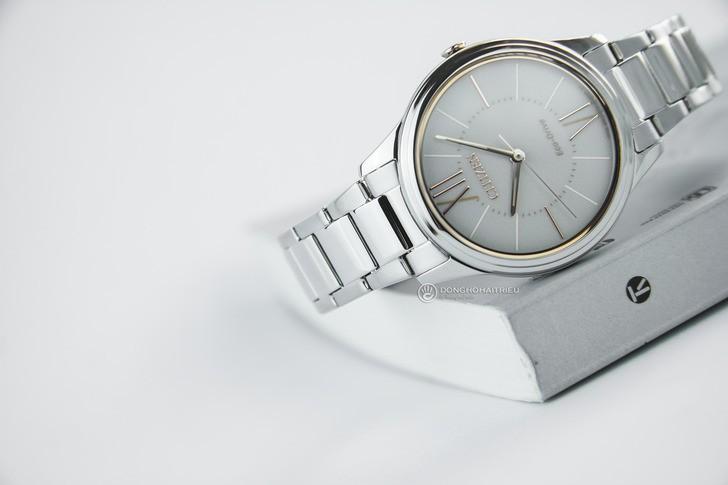 Đồng hồ Citizen EM0415-54W năng lượng ánh sáng độc quyền - Ảnh 3