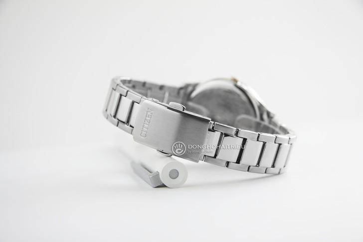 Đồng hồ Citizen EM0415-54W năng lượng ánh sáng độc quyền - Ảnh 5