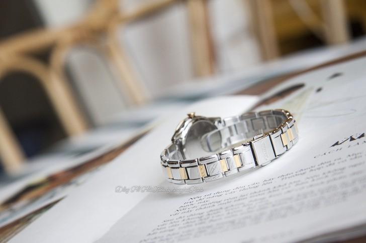 Đồng hồ nữ Citizen FE1124-82A bộ máy năng lượng ánh sáng - Ảnh 4