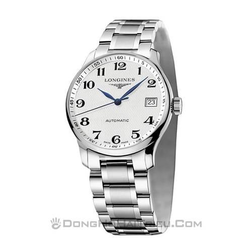 Họ đã làm kim thép xanh của đồng hồ như thế nào sp3 l2.518.4-78.61