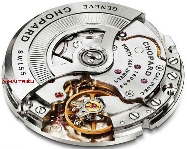 Thế Nào Là Đồng Hồ Chronometer Và Chứng Nhận COSC Bộ Máy