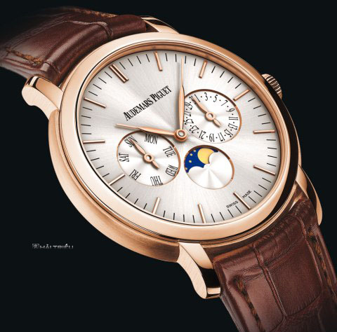 Moon-phase dial