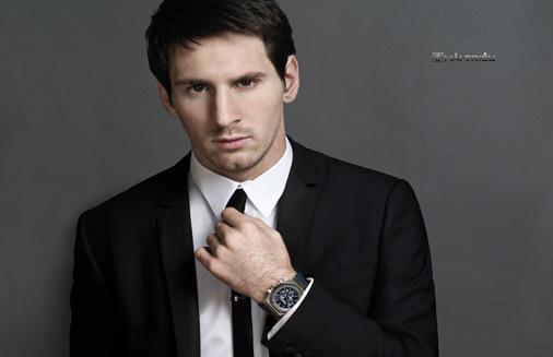 dong ho Leo Messi Royal Oak