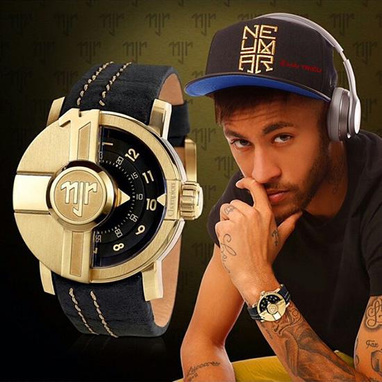 dong ho Neymar Jr Champion 2