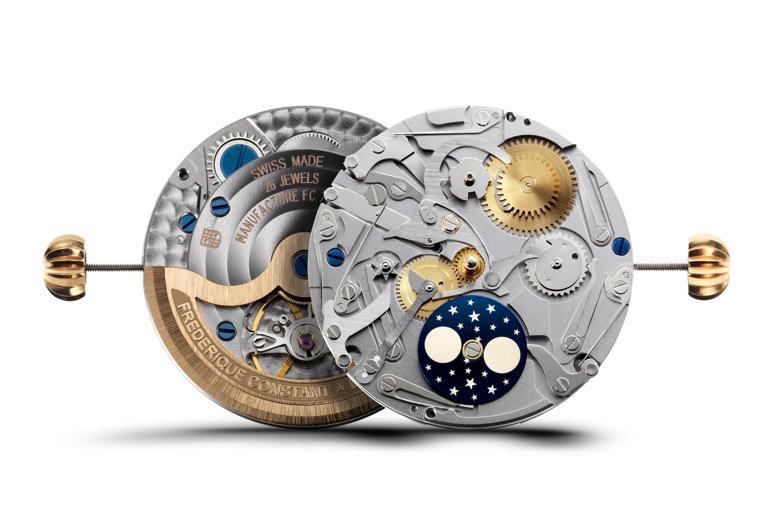 Đồng hồ automatic là gì? 3 lưu ý nên biết khi mua - Ảnh: Cal FC_775