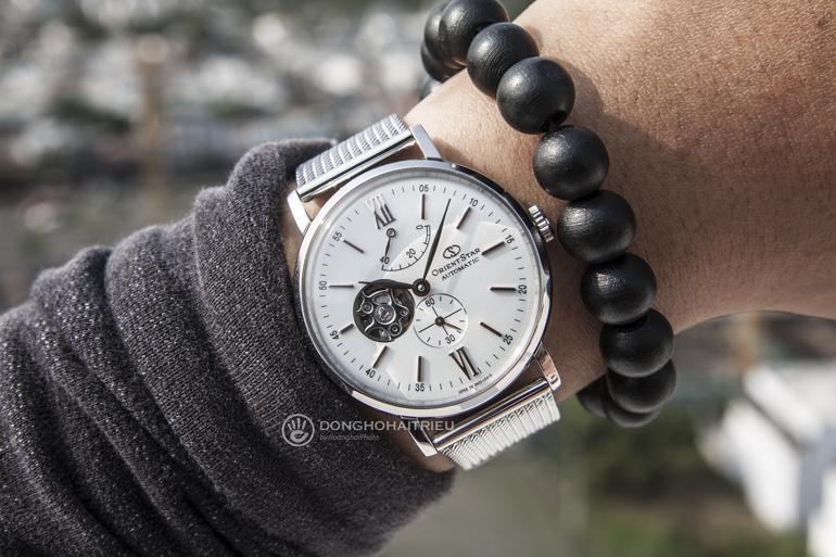 Đồng hồ automatic là gì? 3 lưu ý nên biết khi mua - Ảnh: Orient WZ0311DK