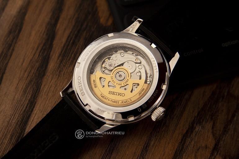 Đồng hồ automatic là gì? 3 lưu ý nên biết khi mua - Ảnh: Seiko SRPB43J1