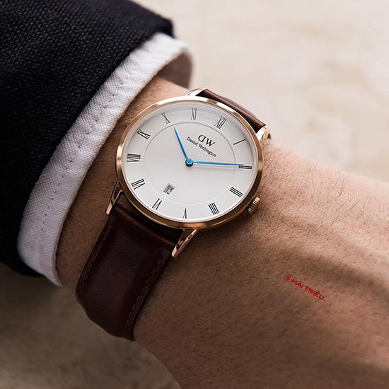 dong ho daniel wellington chinh hang 10