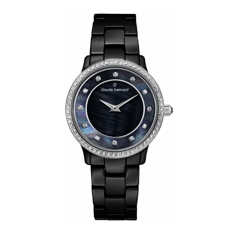 Tổng hợp 30 mẫu đồng hồ nữ mặt nhỏ dưới 29mm bán chạy nhất - Ảnh: Claude Bernard 20203.NA.N