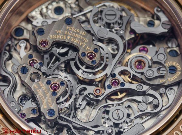 Các Biến Thể Chronograph Trên Đồng Hồ Và Công Dụng Máy