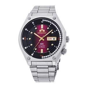 Cách chỉnh đồng hồ cơ chạy nhanh và chậm nhiều lần trong ngày - Ảnh: Orient RA-AA0B02R19B