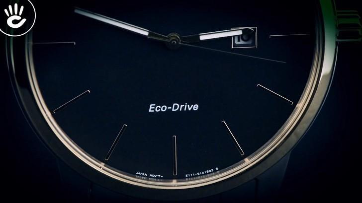 Đồng hồ Eco-Drive Citizen BM6964-55E năng lượng ánh sáng - Ảnh 2