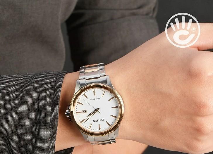 Đồng hồ nam Citizen BM7294-51A giá rẻ, thay pin miễn phí - Ảnh 1