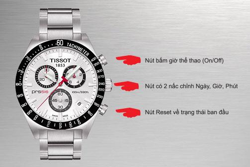 dong ho chronograph