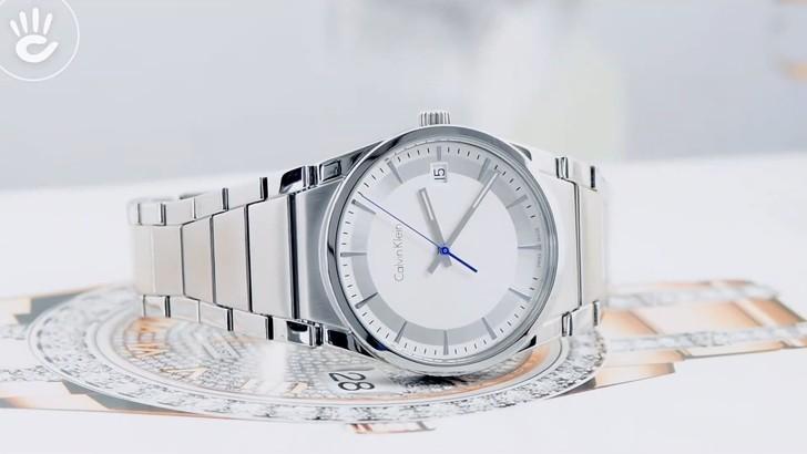 Đồng hồ Calvin Klein K6K31146 giá rẻ, thay pin miễn phí - Ảnh 1