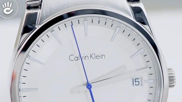 Đồng hồ Calvin Klein K6K31146 giá rẻ, thay pin miễn phí - Ảnh 2