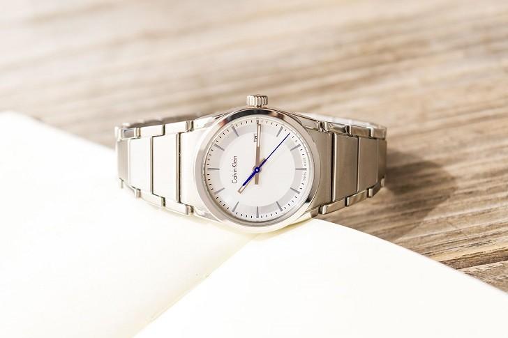 Đồng hồ Calvin Klein K6K33146 đẹp, chất lượng Swiss Made - Ảnh 3