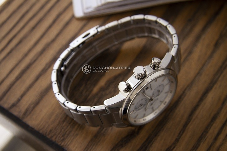Đồng hồ nam Citizen CA0610-52A bộ máy năng lượng ánh sáng - Ảnh 2