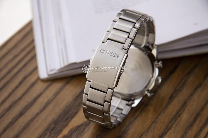 Đồng hồ nam Citizen CA0610-52A bộ máy năng lượng ánh sáng - Ảnh 4
