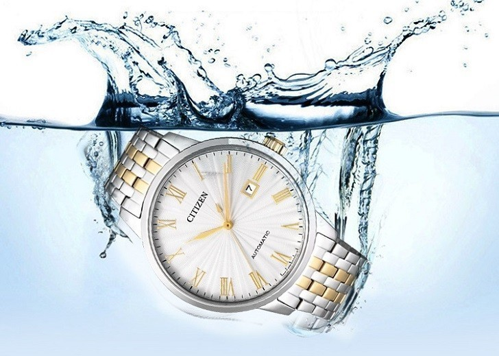 Đồng hồ Citizen NJ0084-59A máy automatic, trữ cót 40 giờ - Ảnh: 4