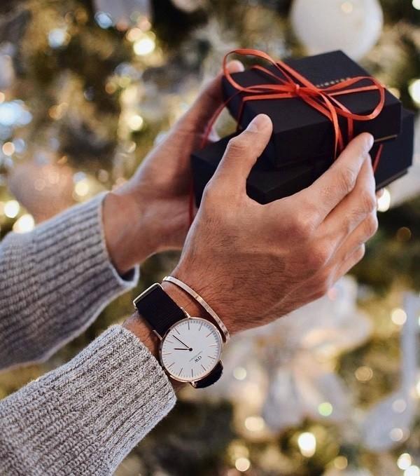 5 lý do phái mạnh nên bỏ túi đồng hồ Daniel Wellington DW00100014 - Ảnh 2