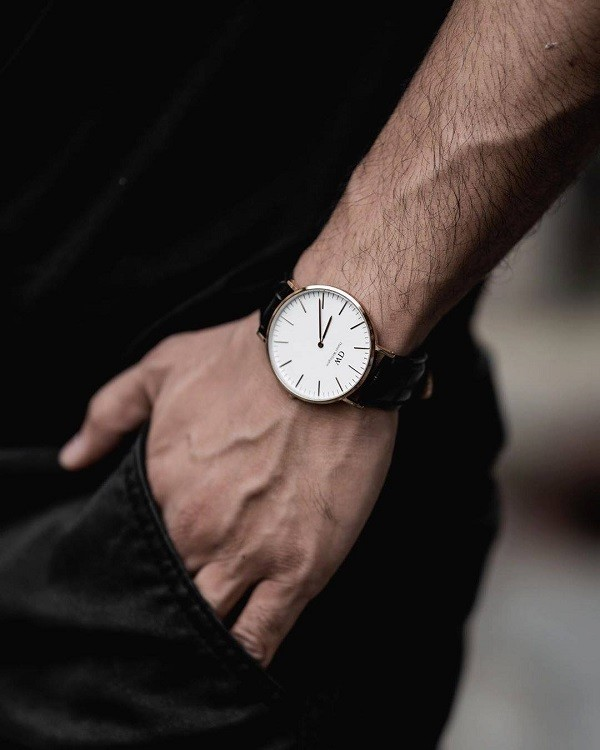 5 lý do phái mạnh nên bỏ túi đồng hồ Daniel Wellington DW00100014 - Ảnh 3
