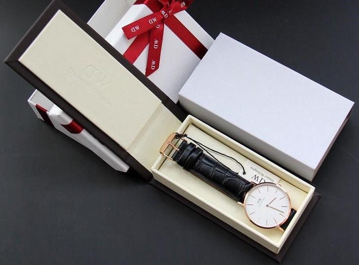 5 lý do phái mạnh nên bỏ túi đồng hồ Daniel Wellington DW00100014 - Ảnh 5