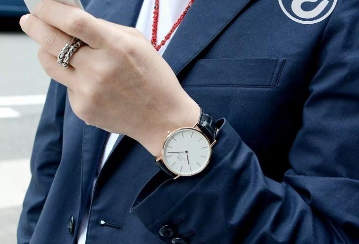 5 lý do phái mạnh nên bỏ túi đồng hồ Daniel Wellington DW00100014 - Ảnh 6