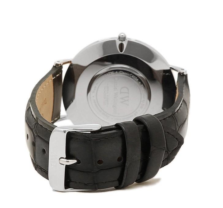 Đồng hồ nam Daniel Wellington DW00100028 thay pin miễn phí - Ảnh 2