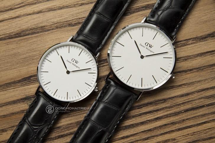 Đồng hồ nam Daniel Wellington DW00100028 thay pin miễn phí - Ảnh 4