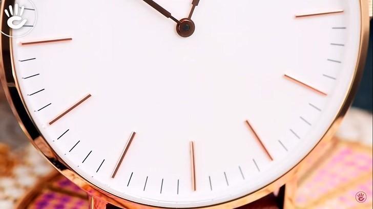 Đồng hồ nữ Daniel Wellington DW00100041 thay pin miễn phí - Ảnh 4
