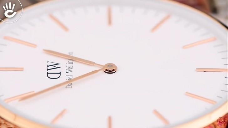 Đồng hồ nữ Daniel Wellington DW00100041 thay pin miễn phí - Ảnh 6