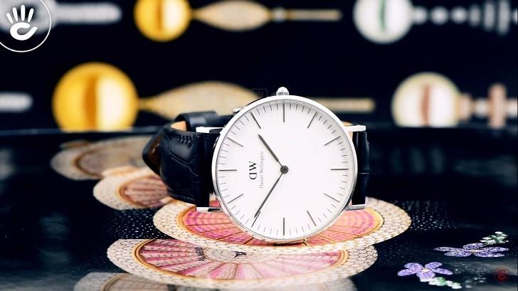 Đồng hồ Daniel Wellington DW00100058 thay pin miễn phí - Ảnh 4