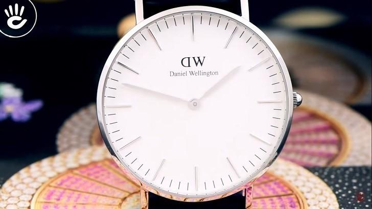 Đồng hồ Daniel Wellington DW00100058 thay pin miễn phí - Ảnh 5