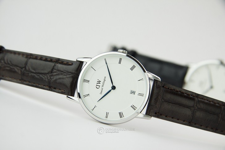 Đồng hồ nữ Daniel Wellington DW00100117 thay pin miễn phí - Ảnh 1