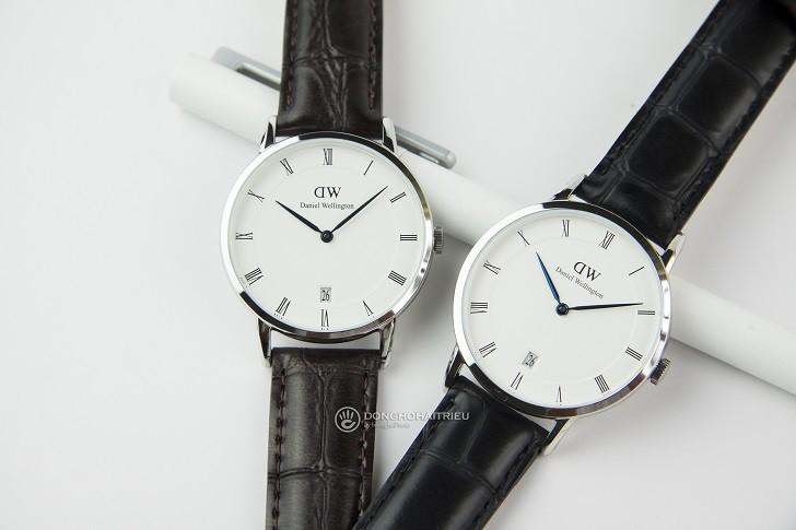 Đồng hồ nữ Daniel Wellington DW00100117 thay pin miễn phí - Ảnh 3