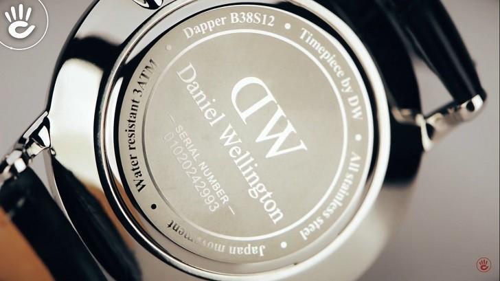 Đồng hồ nữ Daniel Wellington DW00100117 thay pin miễn phí - Ảnh 4