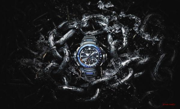 G-Shock Gulfmaster: Siêu Phẩm Thách Thức Cả Bão Biển 1
