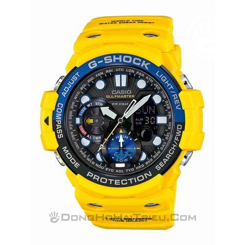 G-Shock Gulfmaster: Siêu Phẩm Thách Thức Cả Bão Biển SP1 GN-1000-9ADR