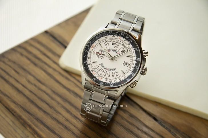 Orient FEU07005WX chỉ 4 triệu đồng cho đồng hồ cơ có thiết kế ấn tượng - Ảnh 1