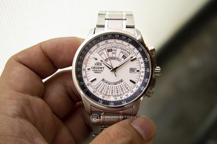 Orient FEU07005WX chỉ 4 triệu đồng cho đồng hồ cơ có thiết kế ấn tượng - Ảnh 3