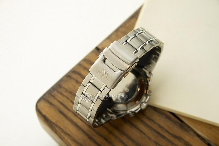 Orient FEU07005WX chỉ 4 triệu đồng cho đồng hồ cơ có thiết kế ấn tượng - Ảnh 4