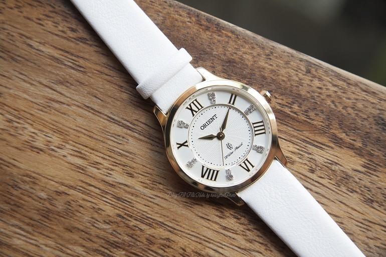 Đồng hồ Swarovski là gì? Ý nghĩa và công dụng trong đồng hồ - Ảnh: Orient FUB9B003W0