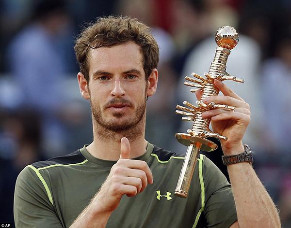 dong ho cua Andy Murray 1
