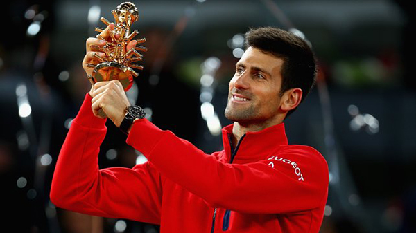 dong ho cua Novak Djokovic 1