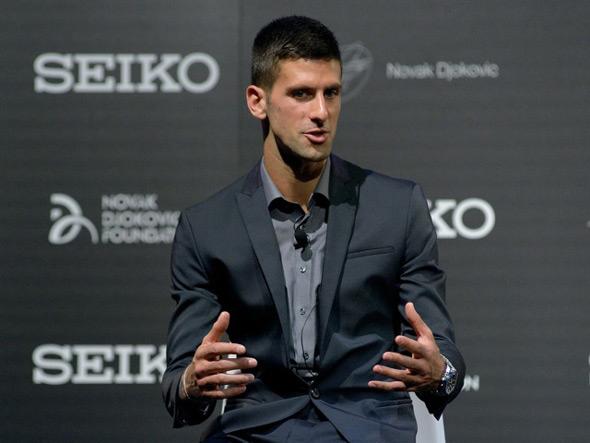 dong ho cua Novak Djokovic 2