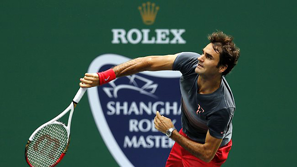 dong ho cua Roger Federer 1