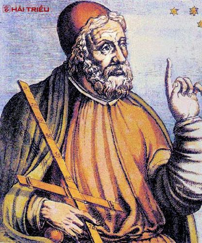 Vì Sao 1 Ngày 24 Giờ, 1 Giờ 60 Phút, 1 Phút 60 Giây? Claudius Ptolemy
