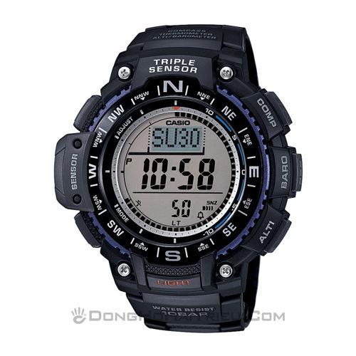 Ý Nghĩa Dòng Chữ Altimeter Là Gì Trên Mặt Đồng Hồ SP3 SGW-1000-1ADR